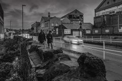 Kirk Bridge Dike, Darnall Road, Sheffield by Andrew Littlewood