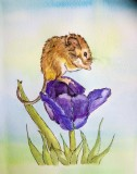 Field Mouse by Janice Drakeford